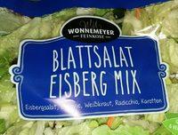 Blattsalat Eisberg Mix - Produkt