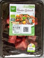 Rinder-Gulasch - Produkt