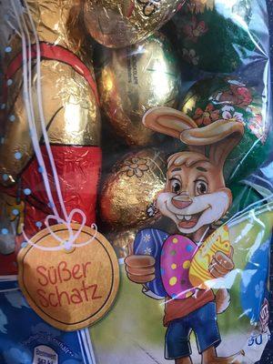 Ostermischung Vollmilch-Schokolade - Produkt
