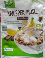 Knusper-Müsli Schoko-Banane - Product
