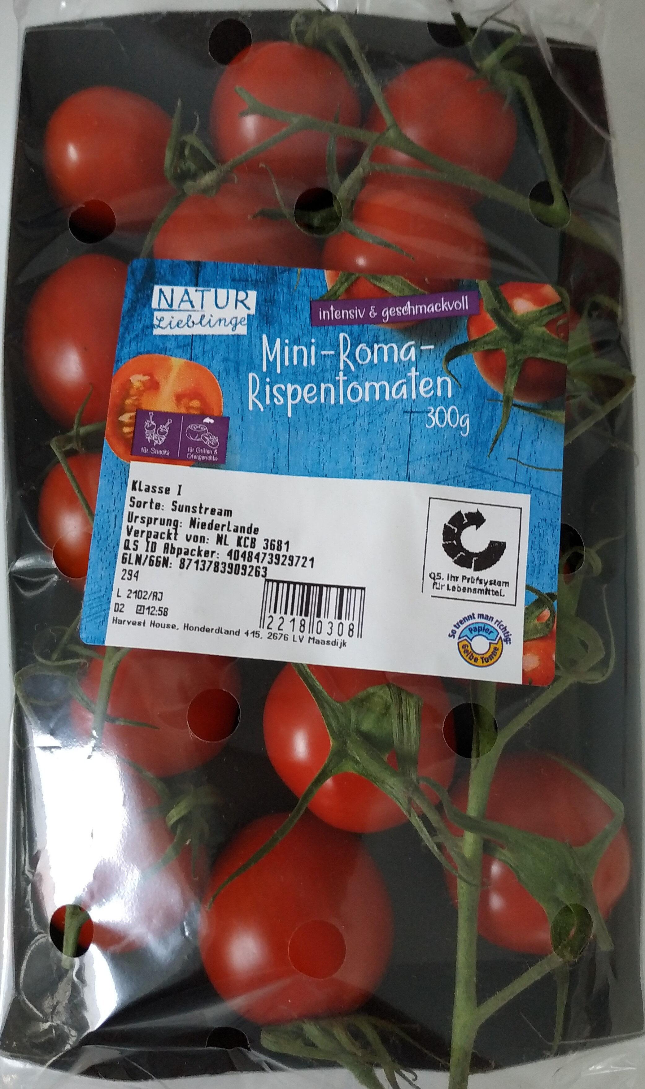 Mini-Roma-Rispentomaten - Product - de