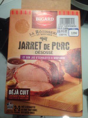 Jarret de Porc - Product