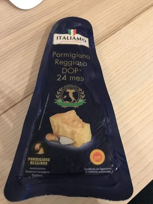 Parmigiano Reggiano DOP. 24 mesi