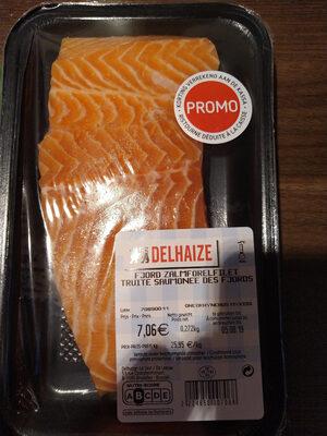 truite saumonée des Fjords - Produit - fr