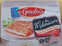 Les milanaises chapelure tomate origan - Product - fr