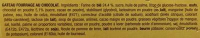 Napolitain, l'Original - Ingredients