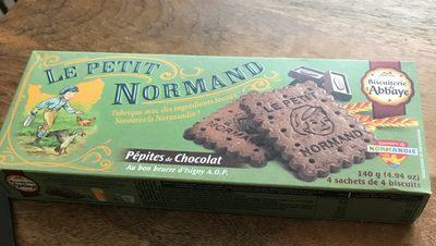 Le petit normand - Produit