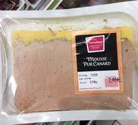 Mousse de canard - Produit