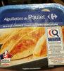 Aiguillettes de poulet - Produit