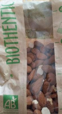 amandes complètes bio au poids - Product - fr