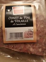 Confit de foie de volaille à l'ancienne - Product - fr