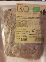 Terrine de campagne traditionelle rotie au four - Product - fr
