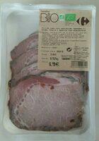 Rôti de porc cuit supérieur - Product - fr