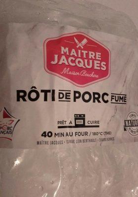 Rôti porc - Product