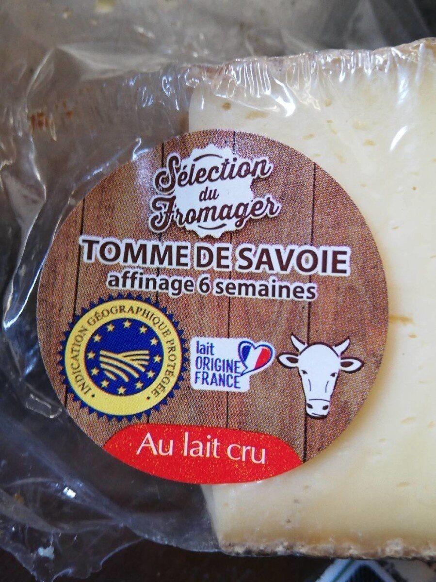 Tomme de Savoie IGP - Prodotto - fr