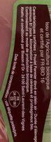Découpe de Poulet Fermier - Ingredients