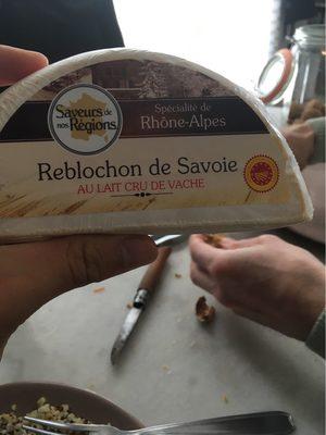 Reblochon - Produit - fr
