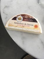 Reblochon - Informations nutritionnelles - fr