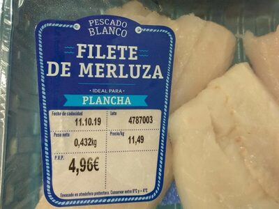 Merluza - Product