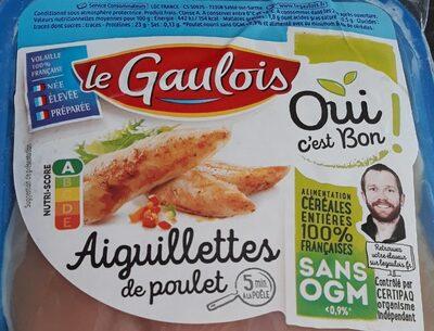 Aiguillettes de poulet - Prodotto - fr