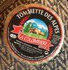 Tommette des alpes La colombiere - Product