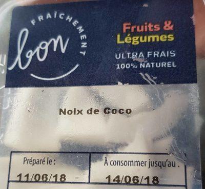 Noix de coco fraîche - Product