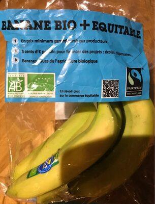 Banane bio/ origine Ghana - Produit