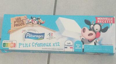 p'tits crémeux - Produit - fr