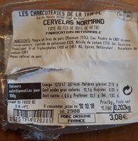 Cervelas normand - Produit - fr