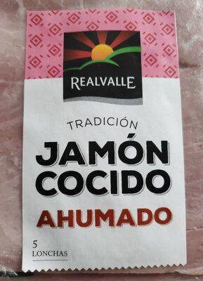jamon cocido ahumado - Product