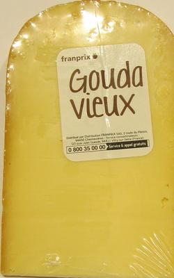 Gouda vieux - Product - fr