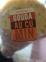 Gouda au Cumin - Product - fr
