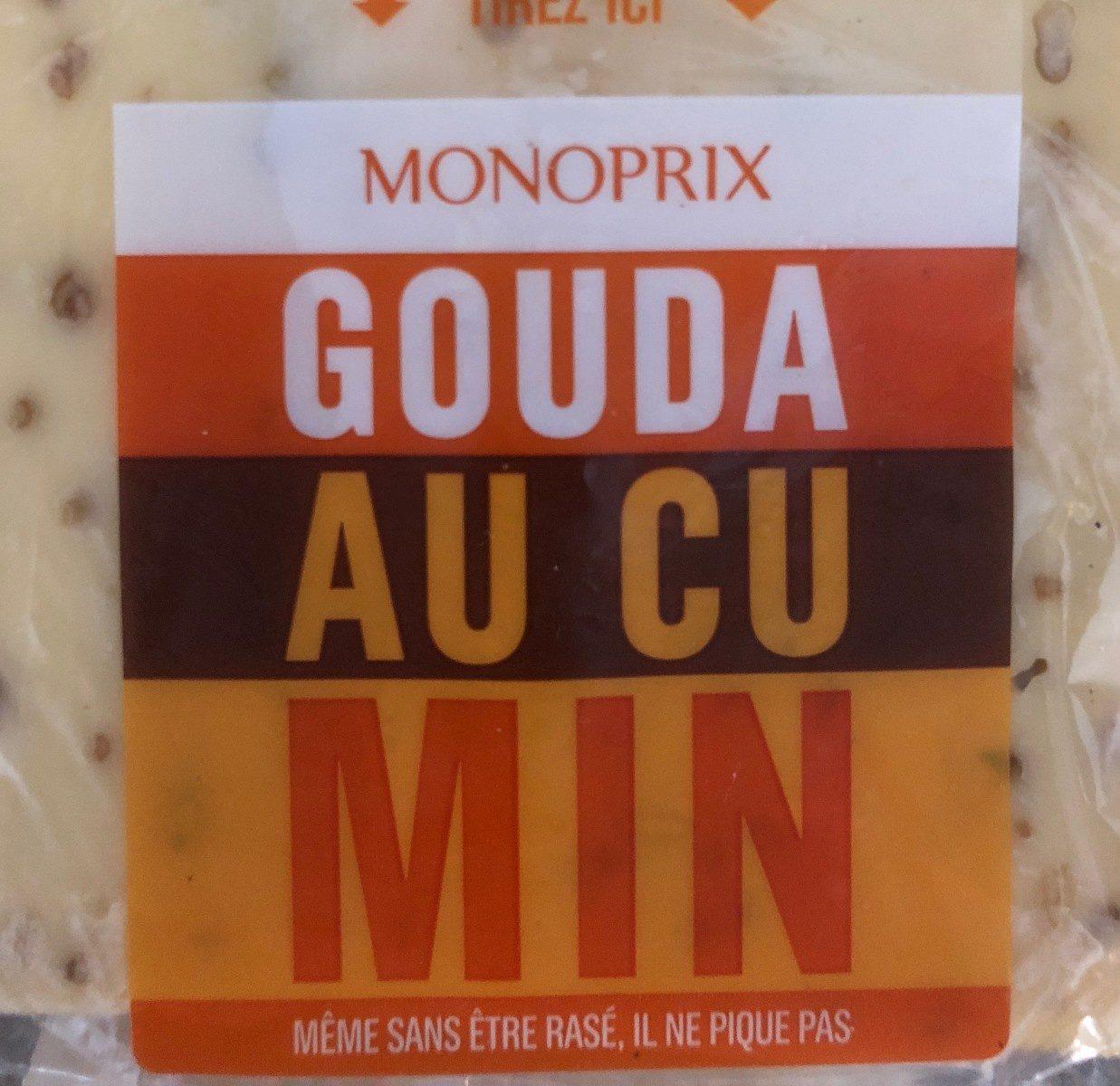 Gouda au cumin - Produit - fr