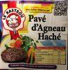 Pavé d'Agneau Haché - Product