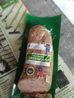Thüringen Leberwurst - Product - de