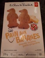 pain au banane - Product