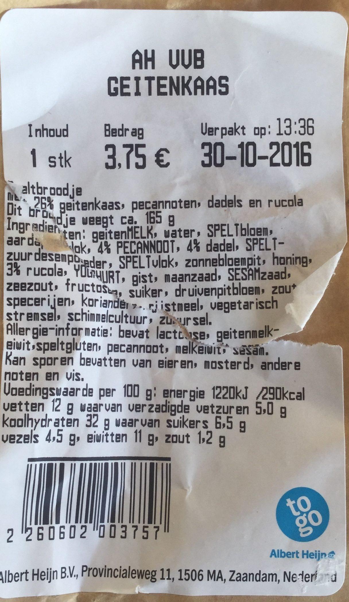 Geitenkaas - Product - nl
