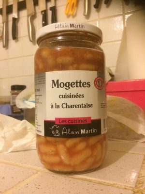 Mogettes - Product