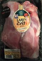 Lapin entier du Ch'ti (& foie) - Produit