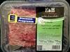 Hackfleich gemischt vom Schwein und Rind - Produit
