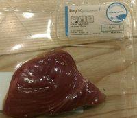 Steak Thon Albacore Frais - Product - fr
