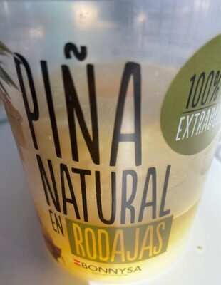 Piña Natural - Product - nl