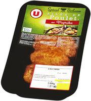 Ailes de poulet au paprika - Produit - fr