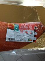 Filet de saumon ASC - Produit - fr