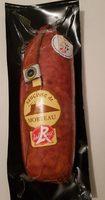 Saucisse de Morteau IGP Label Rouge - Produit - fr