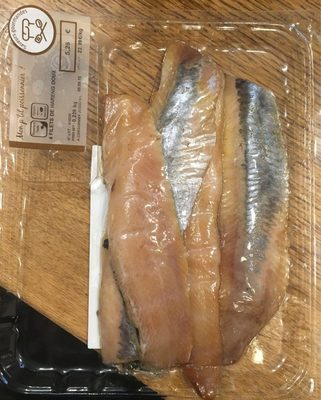 4 filets de hareng doux - Product - fr