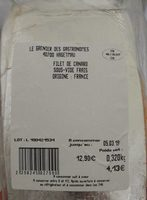 Filet de canard - Ingredients - fr