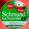 Schmand aus Sauerrahm - Produkt
