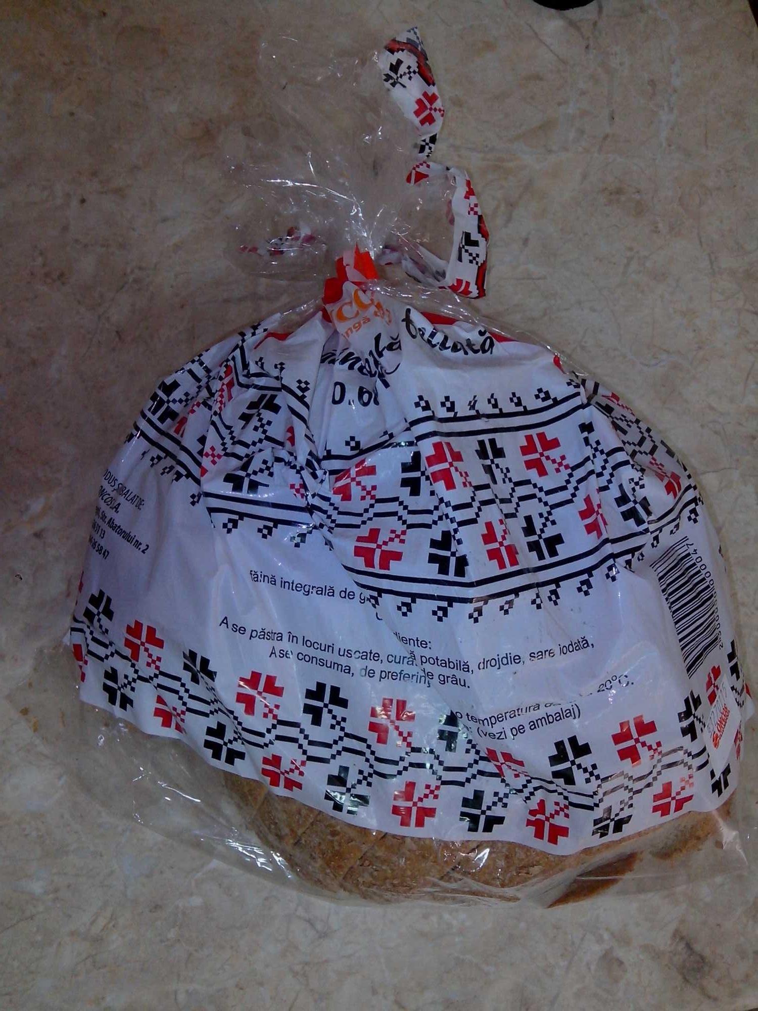 Pâine integrală feliată - Product - en