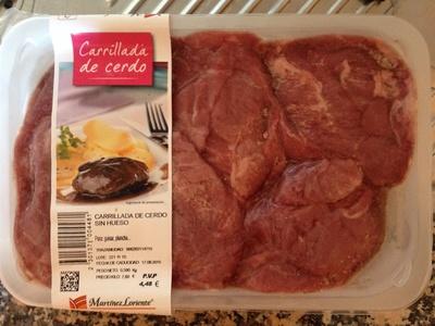 Carrillada de cerdo - Producto - es